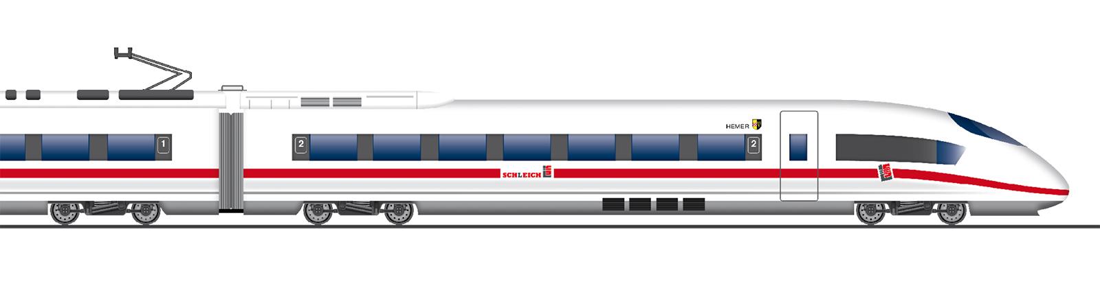 Prüfungen an Schienenfahrzeugen